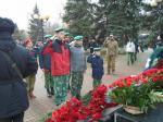 Памяти россиян, исполнявших воинский долг за пределами Отечества
