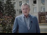 Поздравление председателя Симферопольского горсовета Виктора Агеева с праздником Последнего звонка!