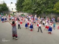 Праздничные мероприятия ко Дню России
