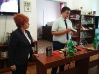 Экскурсия в Крымский колледж общественного питания и торговли.