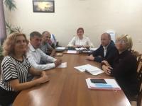 Заседание Попечительского совета школы.