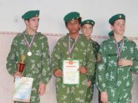 Военно-спортивные игры к 100-летию Калашникова
