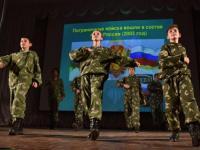 Пятилетие Союза пограничников Крыма